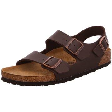 Birkenstock Sandale braun