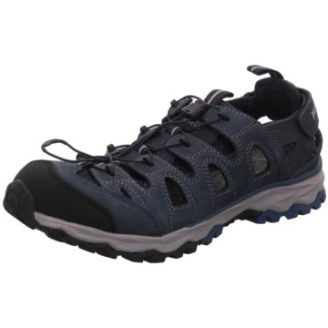 Meindl Outdoor SchuhLipari - Comfort fit - 4618 blau