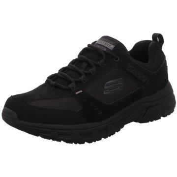 Skechers Sneaker LowOak Canyon schwarz