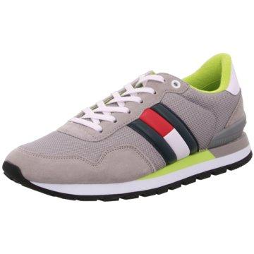 Tommy Hilfiger Sneaker LowCasual  Sneaker grau