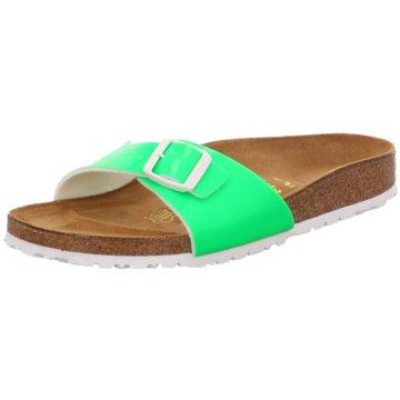 Birkenstock Summer FeelingsPantolette grün