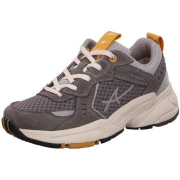 Allrounder Komfort SchnürschuhSneaker grau