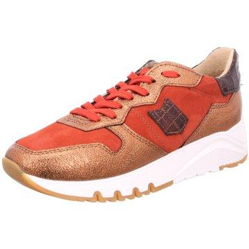 Tamaris Sportlicher SchnürschuhSneaker braun