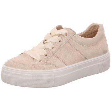 Legero Sneaker Low beige