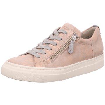 Paul Green Sneaker Low4512 rosa