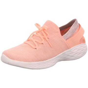 Skechers Sneaker LowSkechers Damen You rosa