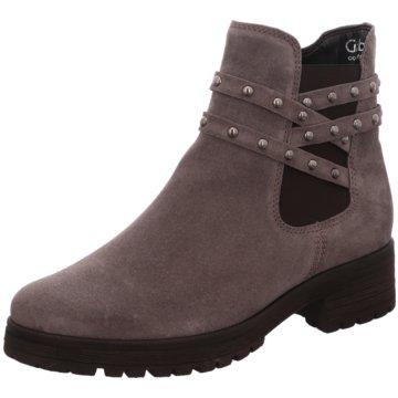 Gabor comfort Chelsea Boot92.094.32 grau