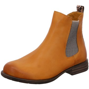 Remonte Chelsea Boot gelb