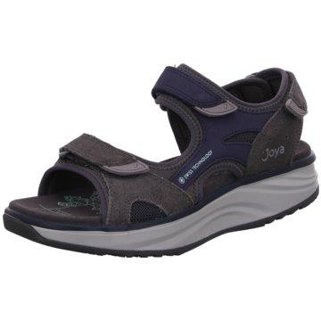 Joya Komfort Sandale blau