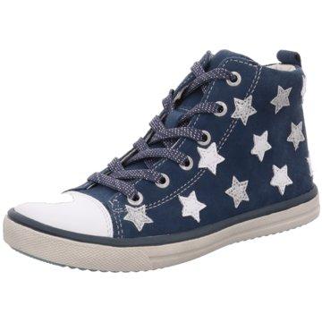 Salamander Sneaker HighStarlet blau