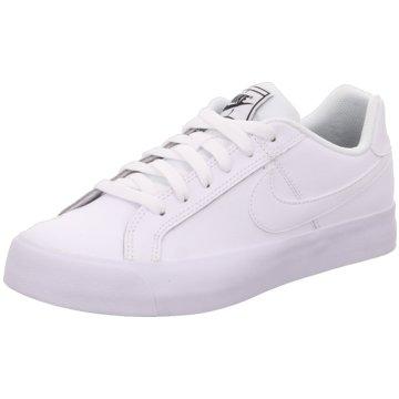 Nike Sneaker LowCourt Royale AC Wmns weiß