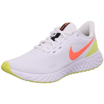 Nike RunningREVOLUTION 5 - BQ3207-107 weiß