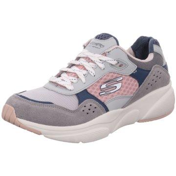 Skechers Sneaker LowMeridian Charted grau