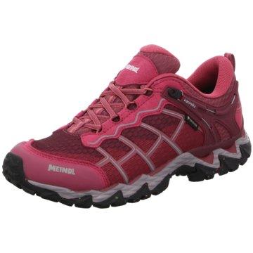 Meindl Outdoor Schuh pink