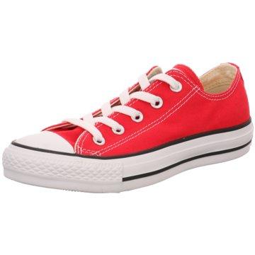 Converse Sneaker LowAll Star Ox rot