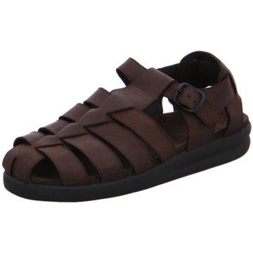Mephisto Komfort Schuh braun