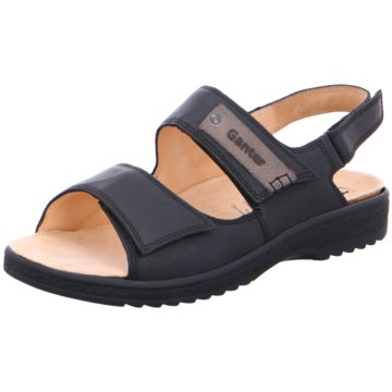 Ganter Komfort Schuh schwarz
