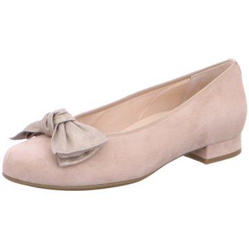 Hassia Eleganter Ballerina rosa