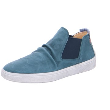 Think Slipper blau
