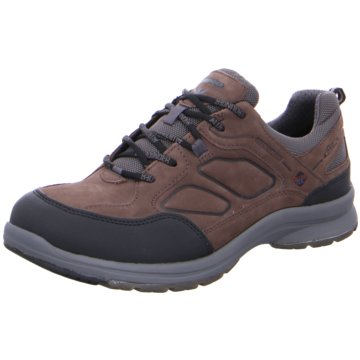 Allrounder Outdoor Schuh braun