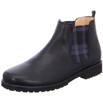 Ganter Chelsea Boot schwarz