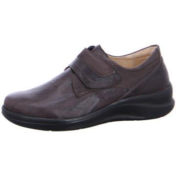Fidelio Komfort Slipper braun