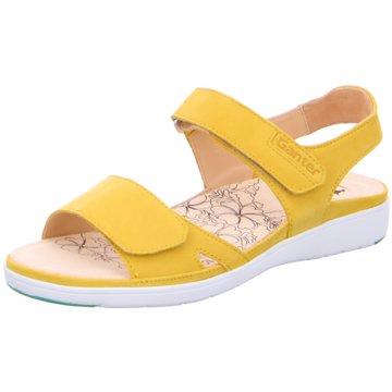 Ganter Komfort SandaleGina gelb