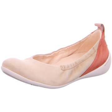 Think Faltbarer BallerinaCugal beige