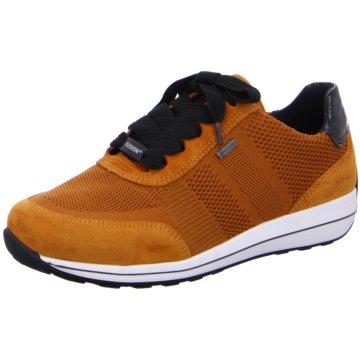 ara Plateau SneakerOsaka braun