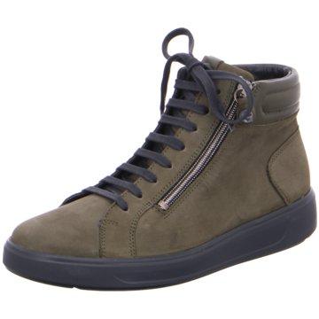 Ganter Sneaker High oliv