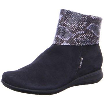 Mephisto Ankle Boot blau