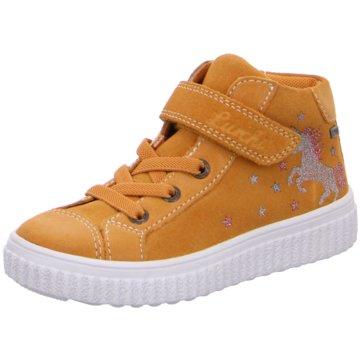 Salamander Sneaker High gelb