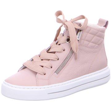 ara Sneaker High rosa