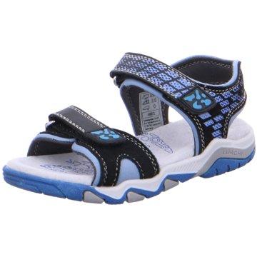 Lurchi Offene Schuhe schwarz