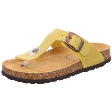 Lurchi Offene Schuhe gelb