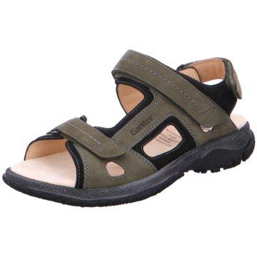 Ganter Komfort Schuh grün