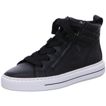 ara Sneaker High schwarz