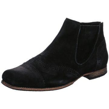 Think Chelsea Boot schwarz
