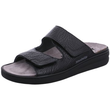 Mobils Komfort Schuh schwarz