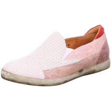 Think Komfort Slipper rosa