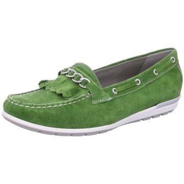 ara Bootsschuh grün