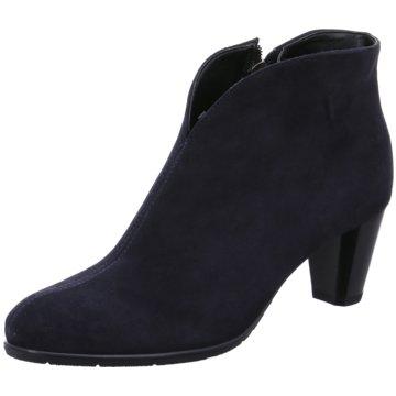 ara Ankle Boot blau