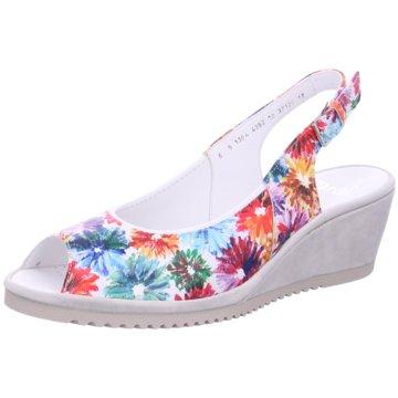 ara Komfort Sandale bunt
