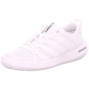 adidas Outdoor SchuhTerrex CC Boat weiß