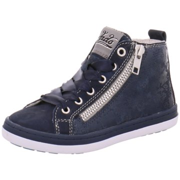 Vado Sneaker HighTina blau