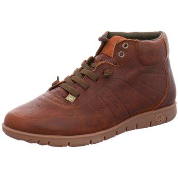 Slowwalk Sneaker High braun