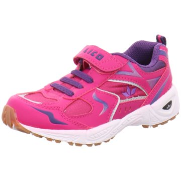 Brütting Trainings- und Hallenschuh pink