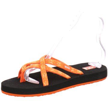 Teva Bade- Zehentrenner orange
