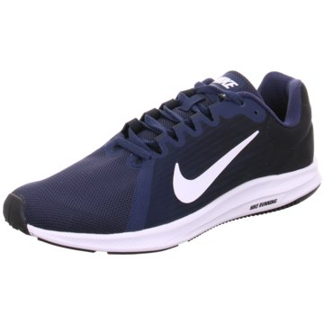 Nike - NIKE DOWNSHIFTER 8,MIDNIGHT NAVY/WH -