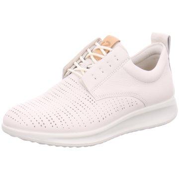 Ecco Sneaker LowECCO AQUET weiß